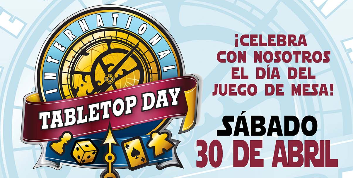 International Tabletop Day Bilbao
